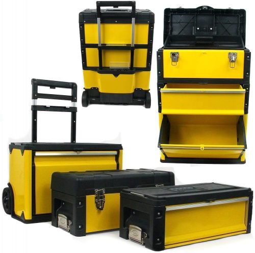 Stalwart Oversized - Rolling Tool Boxes