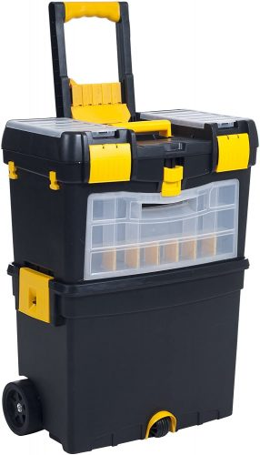Stalwart Heavy Duty - Rolling Tool Boxes