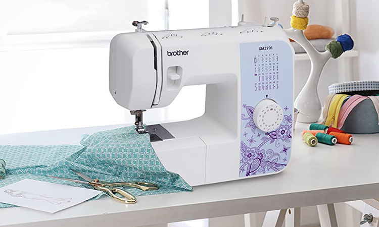 BROTHER XM2701 Kids Sewing Machine | Durable & High Performance