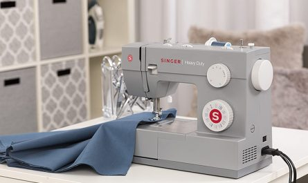 Leather Sewing Machine
