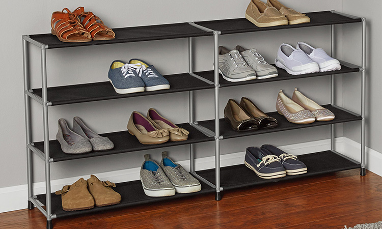 Best Metal Shoe Rack in 2020 | Smart Way to Place Your Shoes!