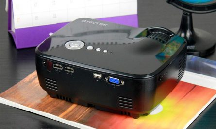 OHDERII Mini LED Projector