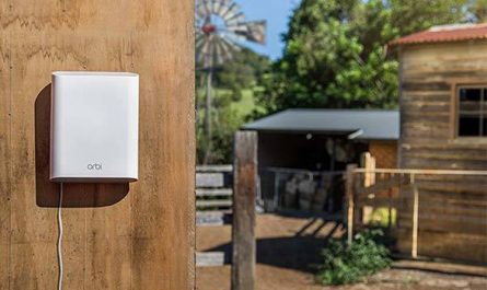 Outdoor Wi-Fi Extenders