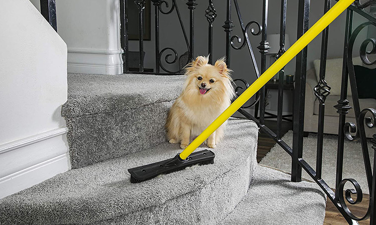 FURemover Broom for Cleaning | Removes fur effectively!