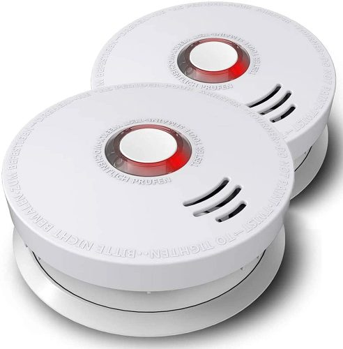 Ardwolf Photoelectric Wireless Smoke Detector