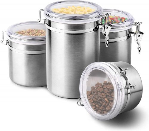 ENLOY Food Storage Kitchen Containers