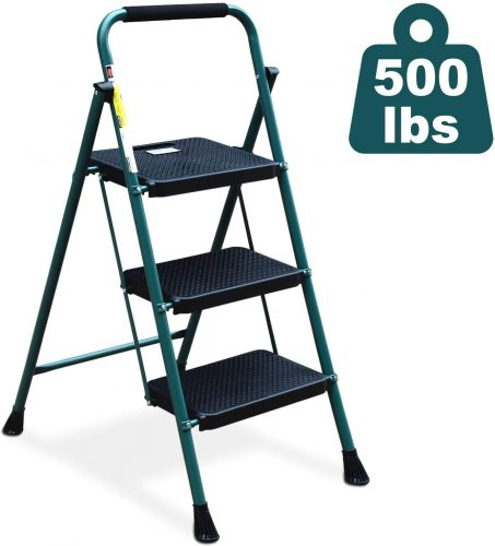 HBTower 3-step ladder