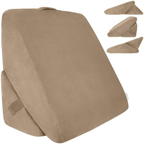 Xtra-Comfort Bed Wedge Reading Pillow