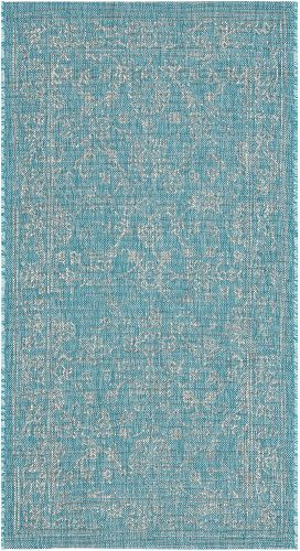Safavieh CY8680-37221 Courtyard Collection Rug