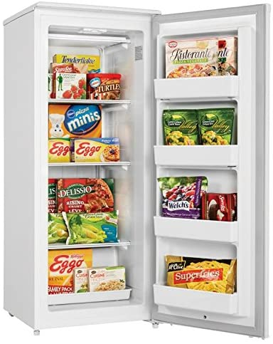 Danby Designer Small Upright Freezers