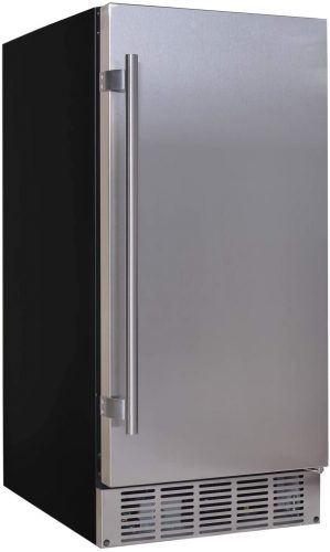 EdgeStar IB250SS Ice Maker Machines