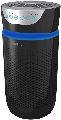 Homedics TotalClean UV Tower Air Purifier
