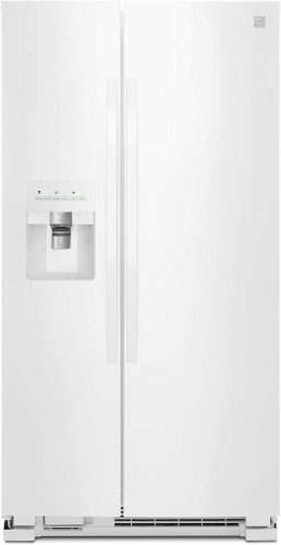 Kenmore 50049 Fridge Freezers with Ice Maker