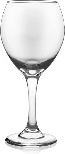 Libbey Classic red wine glasses