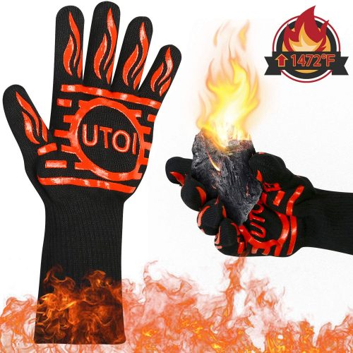 UTOI BBQ Grill Gloves