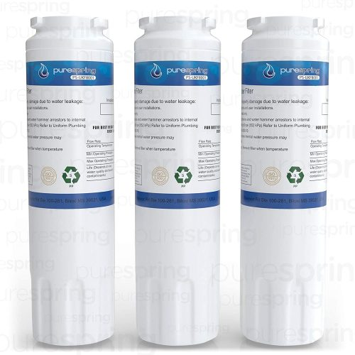 PureSpring NSF42 & NSF372 (Lead Free) Certified Refrigerator Water Filter