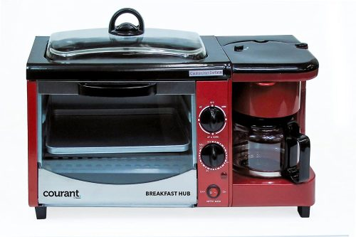 Courant CBH-4601R 3-in-1 Multifunction Breakfast Hub