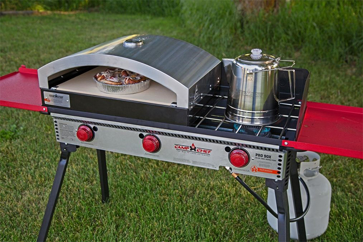 Portable Pizza Oven for a Better World