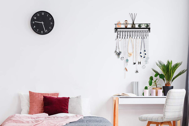 Best Wall Mounted Jewelry Organizers in 2020 | Keep Things Organized