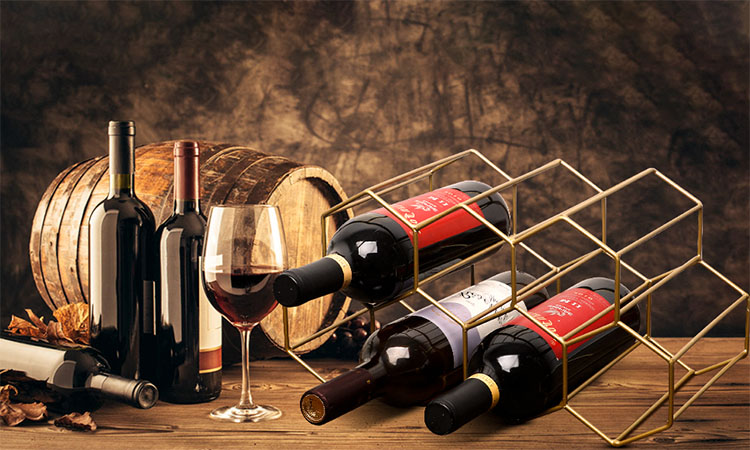 Best Metal Wine Racks in 2020 | With Sturdy & Weightless Steels