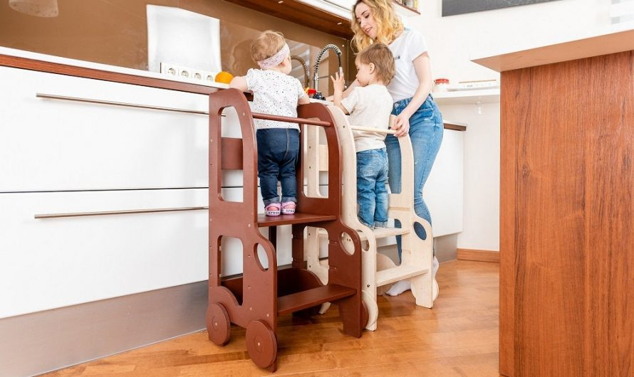 Best Kitchen Step Stools in 2020 | Foldable and Easy To Store