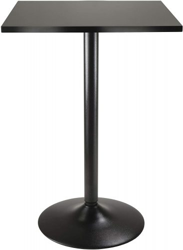 Winsome Obsidian Dining, Black - High Top Table