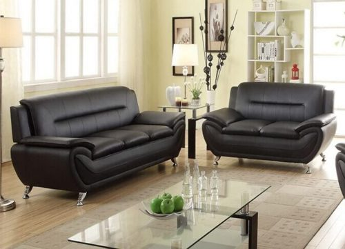 U.S. Livings Anya Sofa and Loveseat Set