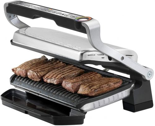 T-fal GC722D53 OptiGrill XL Indoor Electric Grill