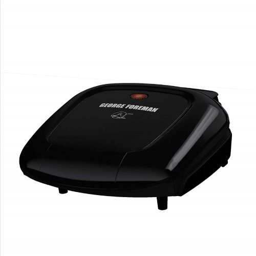 George Foreman GR0040B Classic Plate Grill