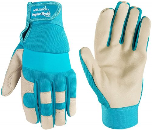 Water Resistant Garden and Work Gloves