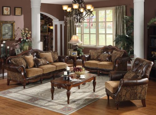 Dreena Sofa, Loveseat and Chair