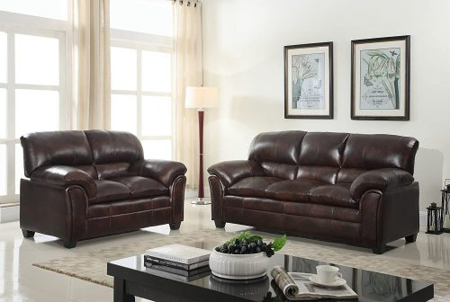 GTU Furniture Sofa and Loveseat