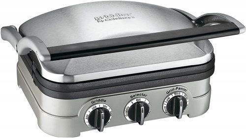 Cuisinart GR-4NP1 5-in-1 Griddler