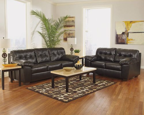 FurnitureMaxx Alliston Sofa and Loveseat