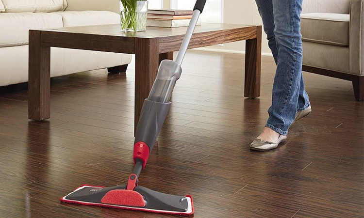 Rubbermaid Reveal 1892663 Spray Mop Review