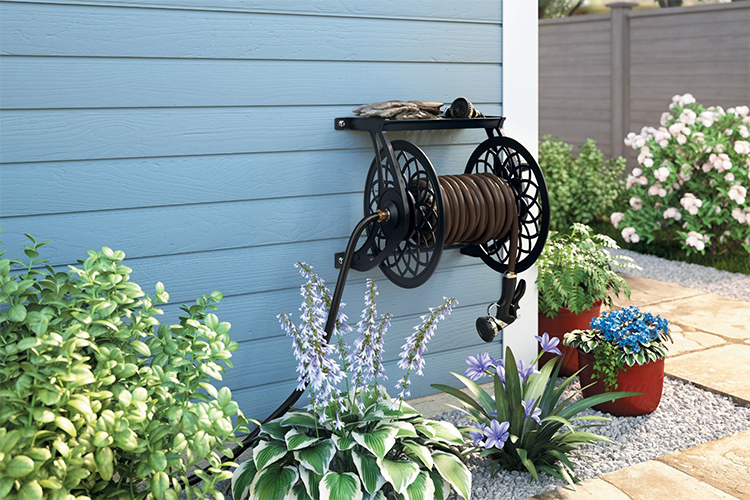 Garden Hose Reel Review: Liberty Garden 704