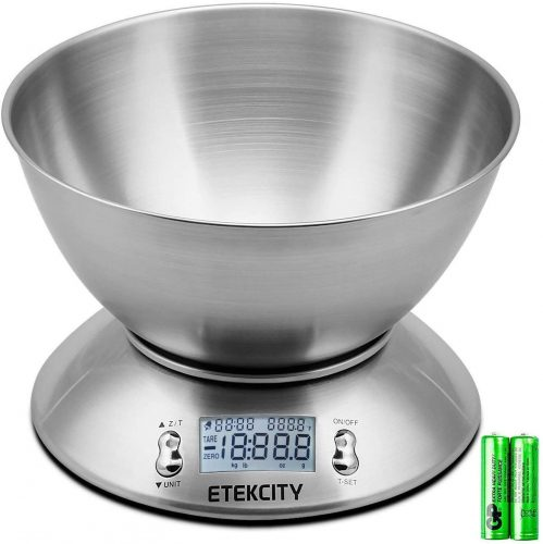 Etekcity Food Scale - Kitchen Scales