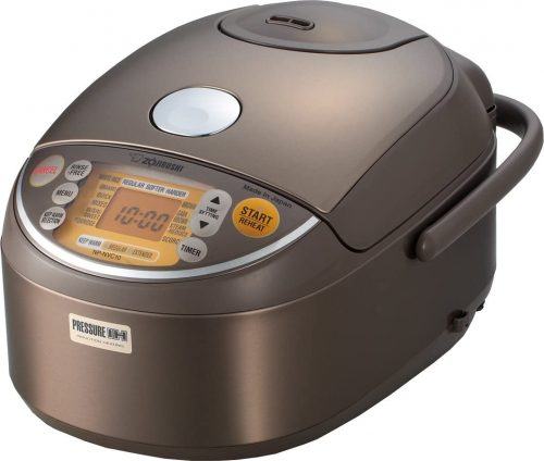 Zojirushi NP-NVC10 Induction Heating Pressure Cooker and Warmer
