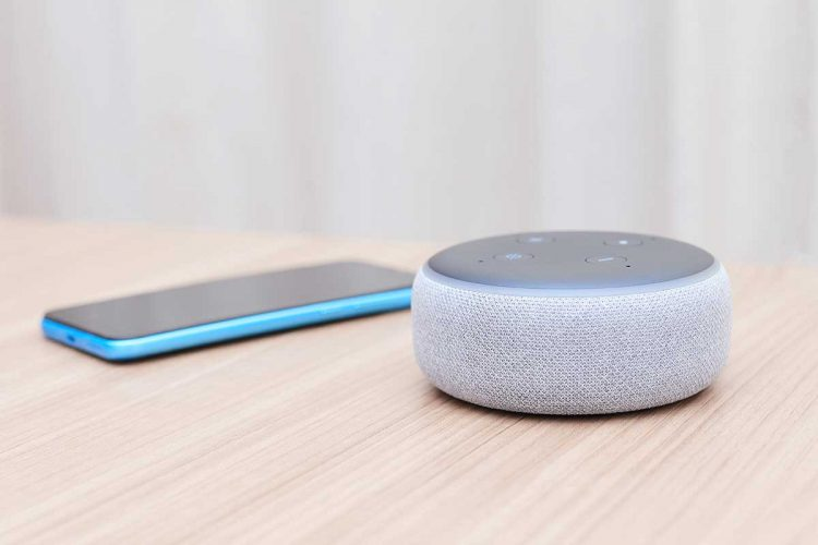 Home Speaker: Echo Dot (3rd Gen)