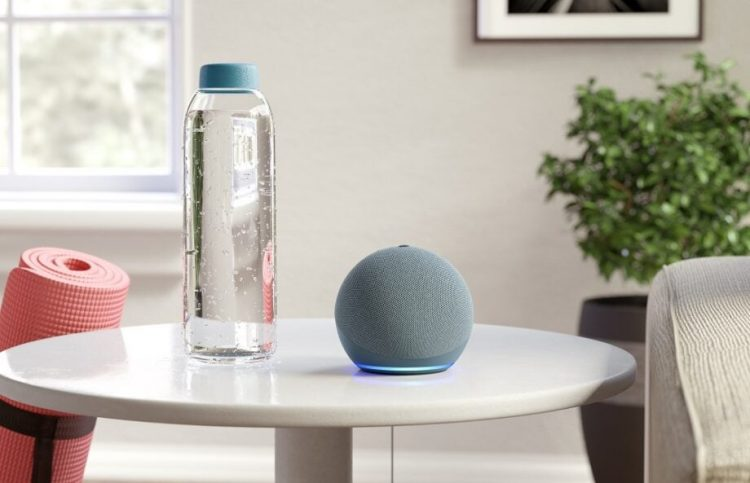 Home Speaker: All-new Echo (4th Gen)