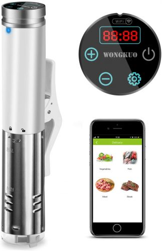 WONGKUO Sous Vide Precision Cooker