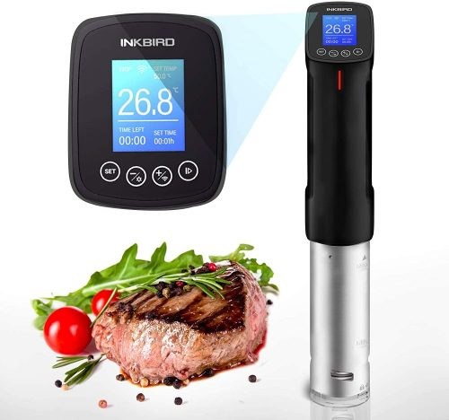 Inkbird Wi-Fi Sous Vide Cooker Culinary Cooker