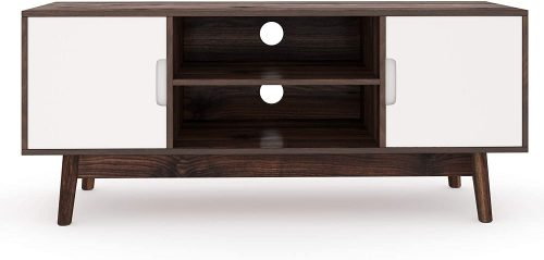 Nathan James Mid-Century TV Stand