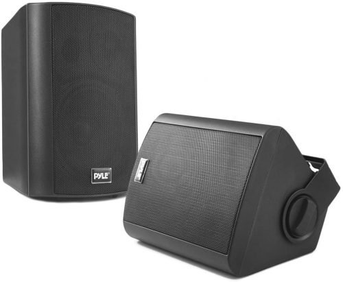 Pyle Wall Mount Wireless Bluetooth Home Speaker