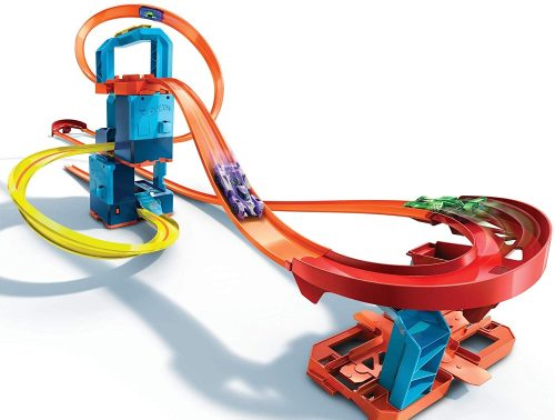Hot Wheels Motorised Track Builder Set