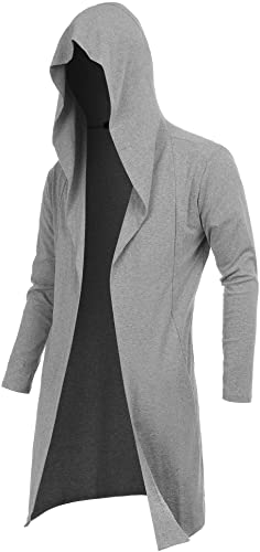Hooded Cardigan by RAGEMALL