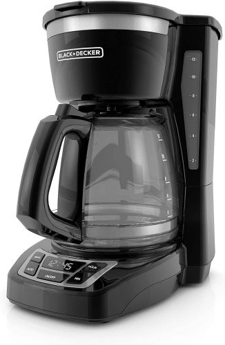BLACK+DECKER Programmable Coffeemaker