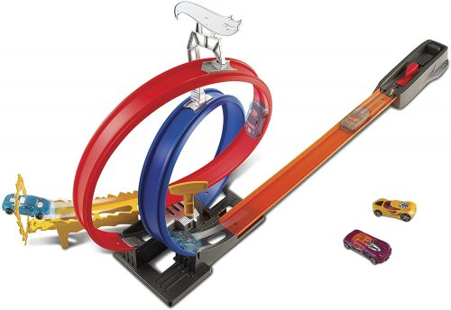 Hot Wheel Energy Track Playset