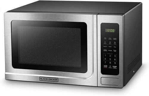 BLACK+DECKER EM036AB14 Digital Microwave Oven
