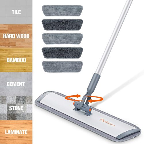 Baban Microfiber Mop Floor Cleaning System